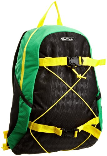 O'Neill Taschen und Accessoires für den mobilen Rucksack. Einheitsgröße grün