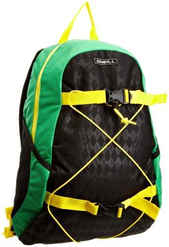 O'Neill Herren Bewegung Rucksack Taschen und Zubehör, Herren, 154006-6140-0, grün, Einheitsgröße