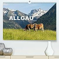 das Allgaeu (Premium, hochwertiger DIN A2 Wandkalender 2022, Kunstdruck in Hochglanz): Die wunderbare Ferienlandschaft im Sueden Deutschlands (Monatskalender, 14 Seiten )