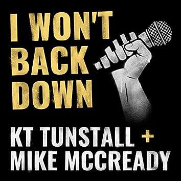 I Won't Back Down