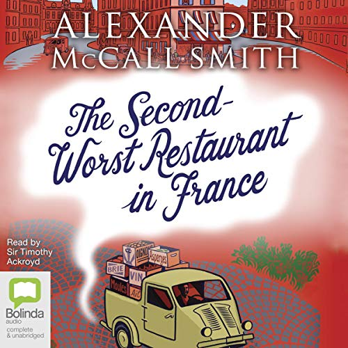 The Second Worst Restaurant in France audiobook cover art