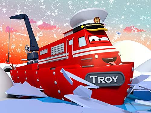 【Weihnachten】Der Eisbrecherzug / Der Schneemacherzug / Der Skizug / Der Heiz-Zug