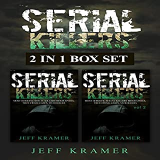 Serial Killers: 2-in-1 Box Set cover art