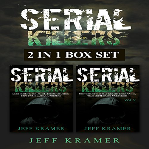 Serial Killers: 2-in-1 Box Set audiobook cover art