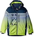 Quiksilver Boys' Big Mission Engineered Youth 10k Snow Jacket