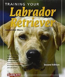 Training Your Labrador Retriever (Training Your Dog Series)