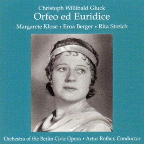 Welch` grausame Wandlung (Orfeo ed Euridice)