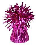 B-Loony Ltd Packung mit 12 Premium Qualität Fuchsia Foil Tabelle Gewichte für Luftballons
