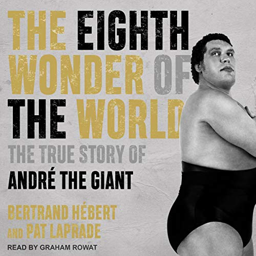 The Eighth Wonder of the World cover art