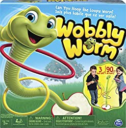 Wobbly Worm Ring Toss Game For Kids Review 1
