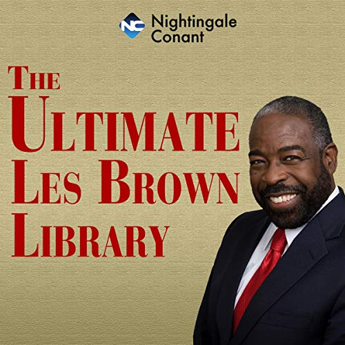 Couverture de The Ultimate Les Brown Library