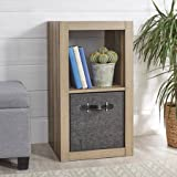 Better Homes and Gardens 2-Cube Organizer (Weathered) (Weathered)
