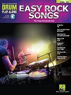easy rock songs drum play along