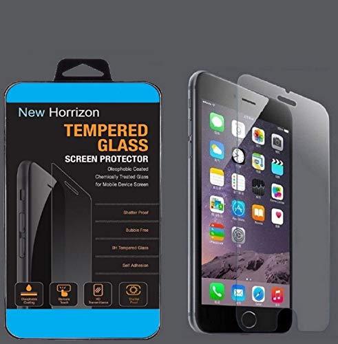 Anigood - Protector de pantalla de cristal templado para iPhone 4 y 4S