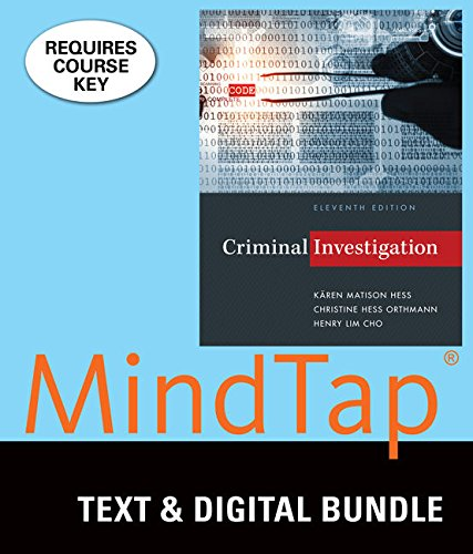 Bundle: Criminal Investigation, Loose-leaf Version, 11th + MindTap Criminal Justice, 1 term (6 months) Printed Access Ca