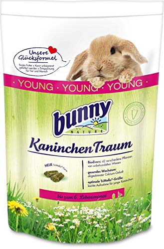 Bunny Nature Lapin Rêve Young – 750 g