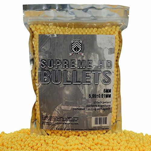 OpTacs Softair Kugeln Special BBS 0,12g 5000 St. Gelb