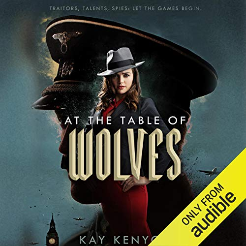 At the Table of Wolves cover art