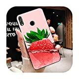 Happy-horse Coque pour Huawei Honor 8X 8A 9 10 20 Lite 30Pro 7C 7A 10i 20i-a12