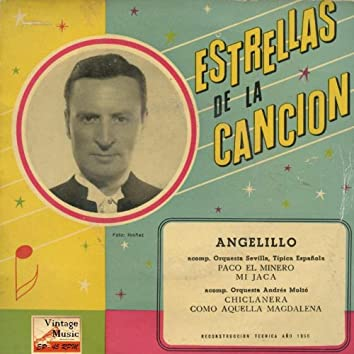 Vintage Spanish Song Nº24  - EPs Collectors