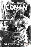 The Savage Sword of Conan T01 (Ed. collector N&B)