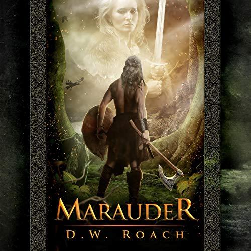 Marauder Audiobook By D.W. Roach cover art