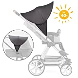 Zamboo Toldo Pop Up XL / Protector solar Universal para cochecitos,...