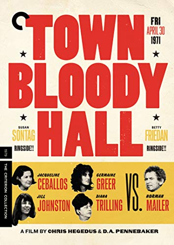 Town Bloody Hall (The Criterion Collection)
