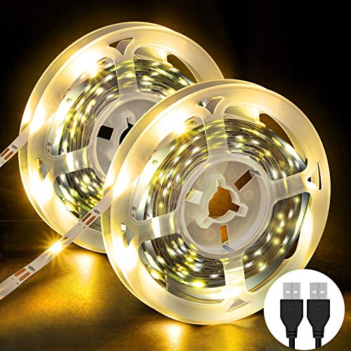 Tiras Led 3 Metros con Enchufe Marca OMERIL