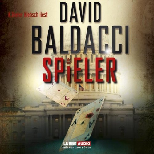 Die Spieler audiobook cover art