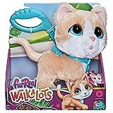 FurReal friends Juguete de gatita interactiva FRR Walkalots Maxi Paseos, Edad: a Partir de 4 años