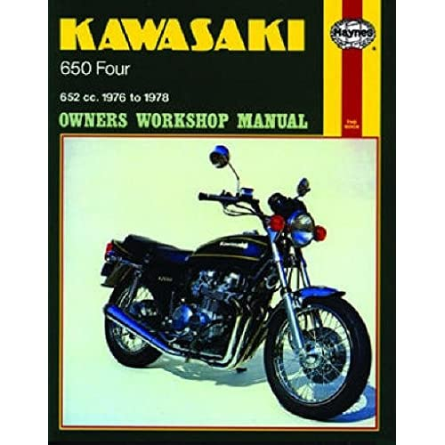 Amazon 19761978 Kawasaki Z650 Kz650 Z Kz 650 Haynes Repair Rhamazon: Kawasaki Kz650 Wiring Diagram At Gmaili.net