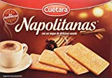 Cuétara - Napolitanas - Con un toque de deliciosa canela - 500 g - [pack de 3]