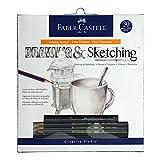 Faber-Castell Primeros pasos: Dibujo y bosquejar Negro