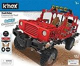 K'Nex Building Set 15222 Trail Rider Bausatz Bauspielzeug, Mehrfarbig