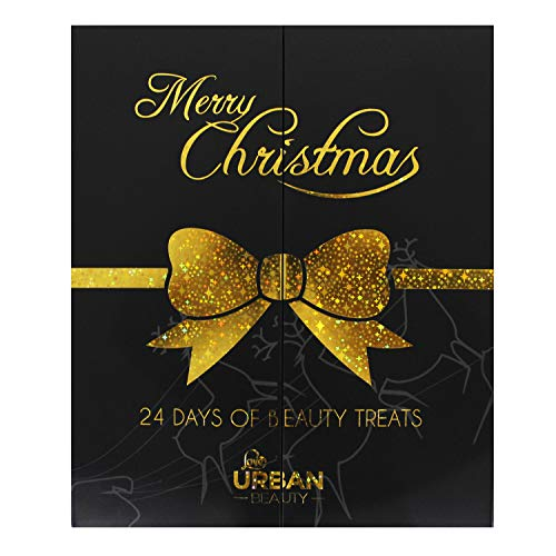 Urban Beauty Stylish Make-Up Advent Calendar Containing 24 Items...
