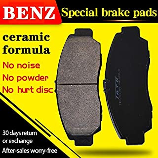 4 Piece Set/Suitable For Mercedes Clk200K、Clk280、Clk350 Cls300、Cls350、Cls500 Gl300 Gl350、Gl500 Front And Rear Brake Pad (Clk350 First)
