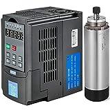 ZauberLu 1,5KW Luftgekühlten Spindelmotor Für CNC Gravieren ER11 Air Cooled Spindle Motor und 1,5KW Frequenzumrichter VFD Inverter Antrieb