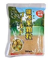 (環境科学)羅漢果顆粒ゴールド500g  ×4セット