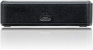ATEN USB-C Dual-DisplayPort Mini Dock - for Notebook/Tablet PC - 15 W - USB Type C - 2 x USB Ports - 1 x USB 3.0 - DisplayPort - Audio Line in - Thunderbolt - Wired