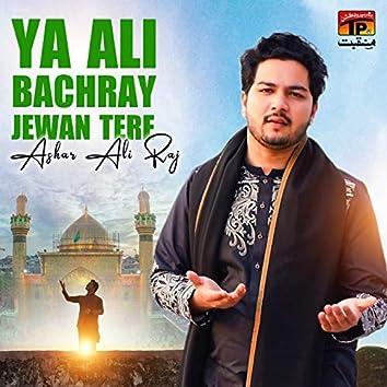 Ya Ali Bachray Jewan Tere - Single