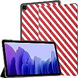 Stripes Geometrical Simple Diagonal Funda para Tableta Galaxy Tab A7 10.4 Pulgadas Galaxy Tab A7 10.4 Funda Tablet Funda con Auto Wake/Sleep Fit Funda para Tableta para Galaxy Tab A7 Sm-t50