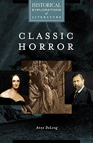 Classic Horror: A Historical Exploration of Literature (Historical Explorations of Literature) (English Edition)