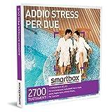 smartbox - Cofanetto Regalo - Addio Stress per Due - Idee Regalo - 1 Esperienza Relax per 2 Persone