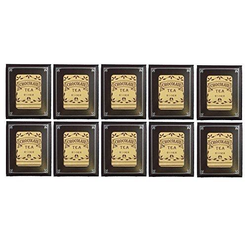 カリス成城 香りの紅茶 チョコレート 10P ティーバッグ 10個セット