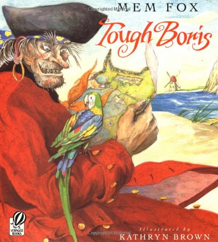 [ [ [ Tough Boris[ TOUGH BORIS ] By Fox, Mem ( Author )Sep-01-1998 Paperback