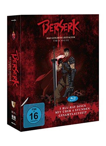 Berserk - Das goldene Zeitalter -Trilogie [Blu-ray]