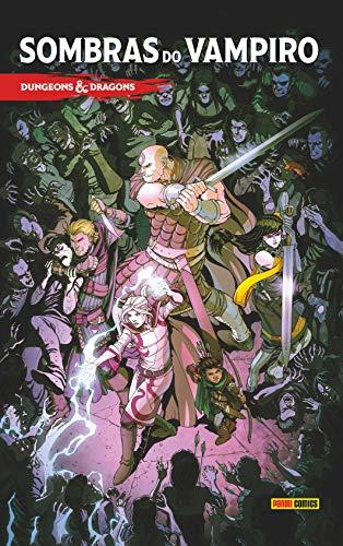 Dungeons & Dragons Vol. 2: Sombras Do Vampiro: Capa Dura