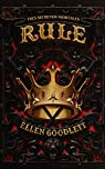 Rule: Tres secretos mortales par Goodlett