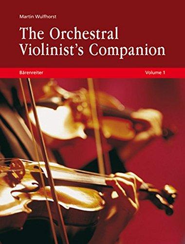 The Orchestral Violinist's Companion, Volume 1 + 2